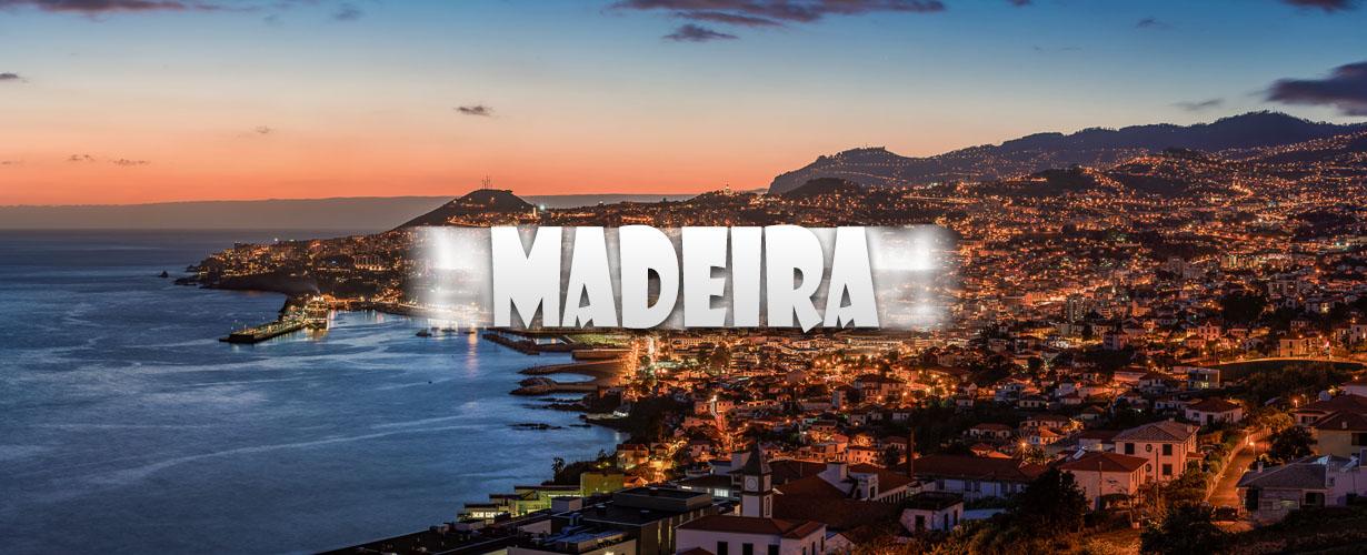 Madeira island cover photo