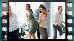 Corporate Dance Events