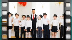 Kids Ballroom Dance Classes and Performances