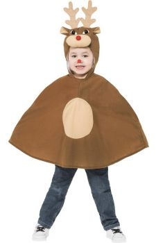Rein Deer Kid Costume